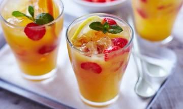 Having 100 percent fruit juice safe for diabetics; Does not raise blood sugar levels