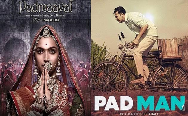 Akshay Kumar postpones PadMan's release date to avoid clash with Padmaavat(Image Courtesy: Instagram of Deepika Padukone, Akshay Kumar)