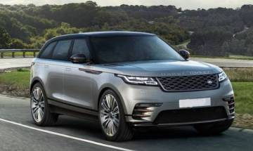 Tata Motors-owned JLR launches Range Rover Velar SUV in India at Rs 78.83 lakhs