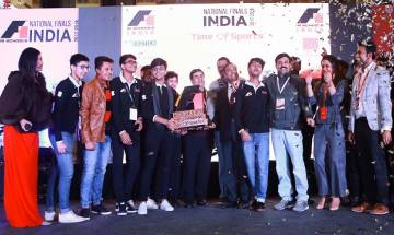 Genesis Global School clinches national championship at inaugural F1 in Schools India