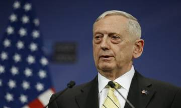 US Defence Secretary James Mattis seeks to maintain balance of power in Indo-Pacific