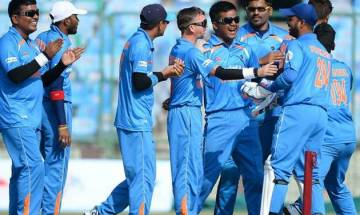 Blind Cricket World Cup: Pakistan set 308-run target for India in final
