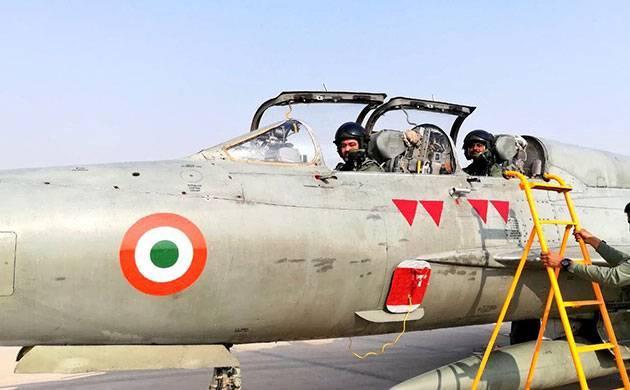 Air Chief Marshal B S Dhanoa - File Photo