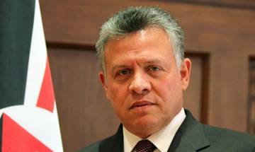 Jordan's King Abdullah II tells Pence of concern over Jerusalem as Israel's capital