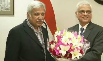 New Chief Election Commissioner Om Prakash Rawat takes charge