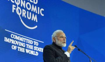 World Economic Forum 2018 | Come to India if you want wholeness with health, says PM Modi at Davos