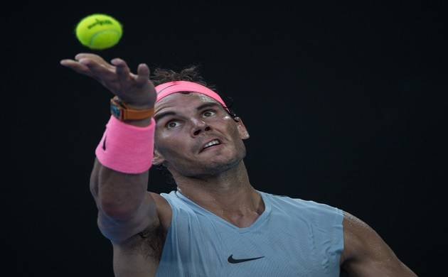 Rafael Nadal loses to Marin Cilic in Australian Open men's singles quarters(Image Courtesy: IANS)