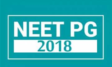 NEET PG Result 2018 announced at nbu.edu.in; Check your name here