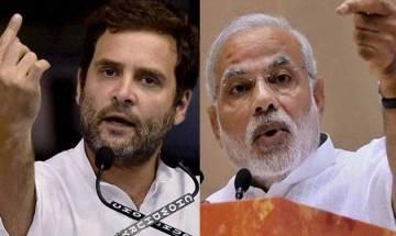 Rahul Gandhi takes dig at PM Modi, asks 'got any black money back from Switzerland'