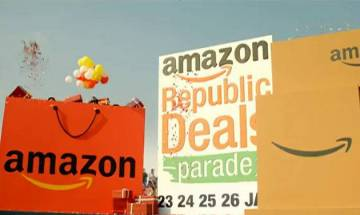Amazon claims to have received double orders than competitor Flipkart