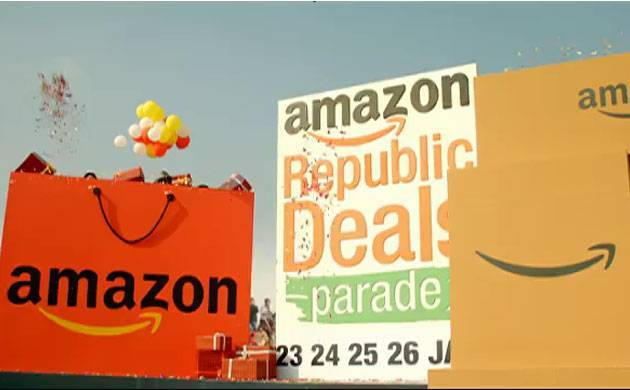 Amazon claims to have received double orders than competitor Flipkart (Source: Amazon.In)