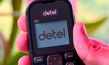 Detel launches another feature phone for mere Rs 399!
