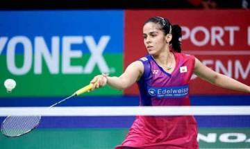 Indonesia Masters: Saina Nehwal, P V Sindhu register contrasting wins to storm into second round