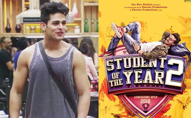 BB11 contestant Priyank Sharma to make Bollywood debut with KJo's Student Of The Year 2?