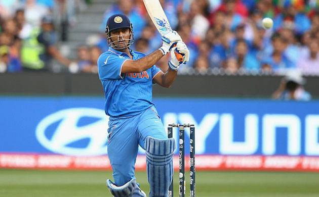 Mahendra Singh Dhoni - File Photo