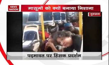 Padmaavat row: No Muslim youth arrested in Gurugram school bus attack, clarify police