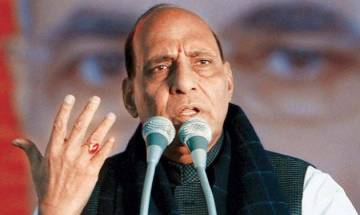 Habits need to change to root out corruption, says Rajnath Singh