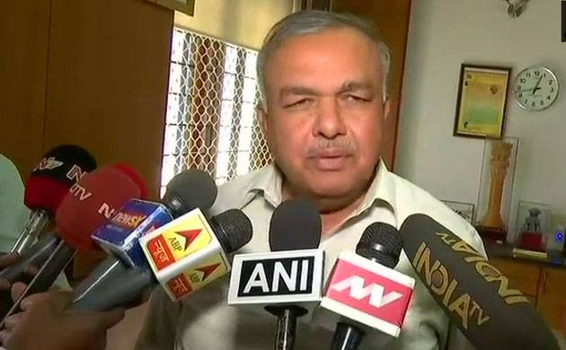 Ramalinga Reddy, Home Minister of Karnataka on Saturday hit out at the BJP over its charge of the Congress government indulging in minority appeasement.