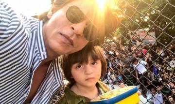 Gauri Khan shares picture of her 'KNIGHT RIDER' AbRam and it's too CUTE to be missed