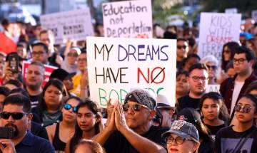Two dozen 'Dreamer' immigrants to attend Trump State of Union