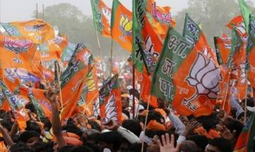 BJP releases candidate lists for Tripura polls; party to contest in 51 Assembly seats