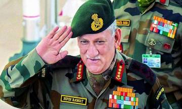 Time has not come for any rethink on AFSPA: Army Chief Bipin Rawat