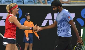 Bopanna-Timea Babos pair ends runner-up at Australian Open