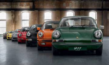 Porsche AG completes 70 years! Here's all about the automotive company