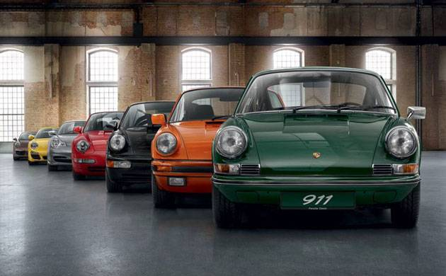 Porsche completes 70 years! Know all about the company here! (Source: Twitter)