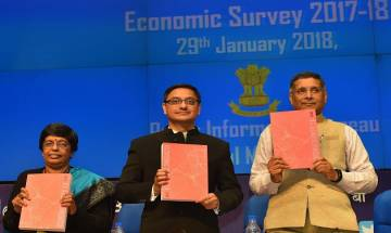 Economic Survey 2018 breaks stereotype, goes pink; evokes poets, Bollywood