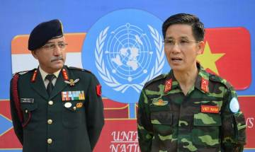 Indian, Vietnamese armies hold first military exercise