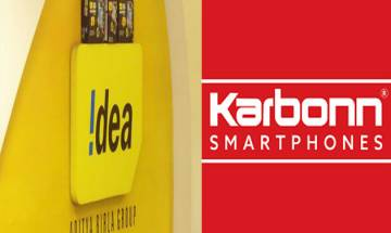 Idea Cellular partners with Karbonn Mobiles to offer cashback up to Rs 2,000
