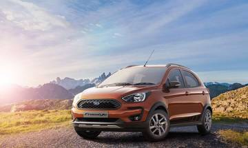Ford Freestyle compact-utility-vehicle unveiled in Indian market!