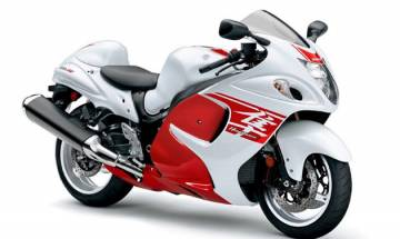 Auto Expo 2018: Suzuki launches Hayabusa 2018 at Rs 13.88 lakh