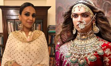 Padmaavat: Swara Bhaskar talks about her open letter, says 'no malice behind it'
