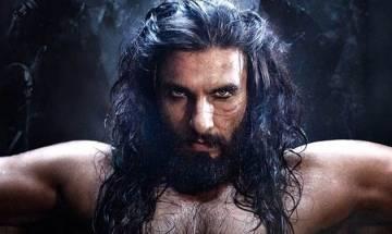 Padmaavat: Ranveer Singh talks about winning praises for his role of Alauddin Khilji