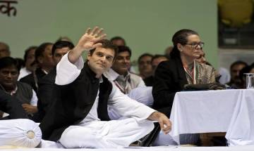 Sonia, Rahul Gandhi call for opposition unity as BSP skips crucial meet