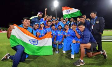 ICC U-19 World Cup 2018: Twitter flooded with wishes from Big B, SRK and other B-town celebs