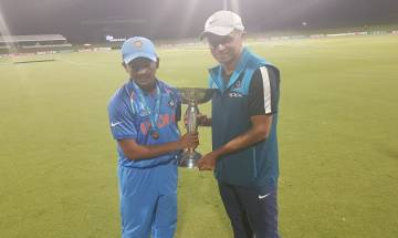 'Proud of boys,' says Rahul Dravid, the man behind India's Under-19 World Cup victory