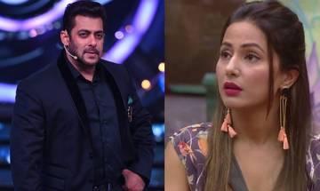 Is Salman Khan's Bigg Boss 11 SCRIPTED? Hina Khan reveals the truth