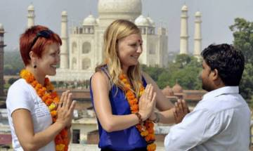 India aims to double foreign tourist arrivals in three years says, union tourism  minister  K J Alphons