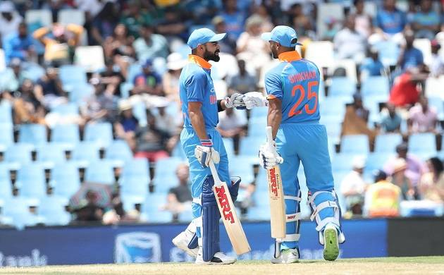 India vs South Africa, 2nd ODI - Live Cricket Score, Commentary from SuperSport Park, Centurion (ICC's Twitter)