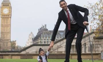 Tallest people ever recorded in modern history