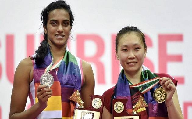 India Open 2018: PV Sindhu goes down fighting to Zhang Bei Wen in nerve racking women's singles finals (Source- PTI)