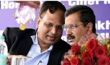 Property documents linked to AAP minister Satyendar Jain recovered during CBI raids