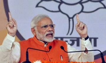 PM Modi Bengaluru rally Highlights: Says Congress '10 per cent sarkar', supports 'ease of doing murder'