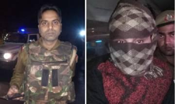 Delhi: Sharpshooter from UP's Kasganj arrested in Okhla Mandi encounter