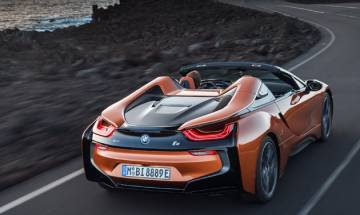 Auto Expo 2018: BMW to unveil new visionary electric i8 Roadster, i3s
