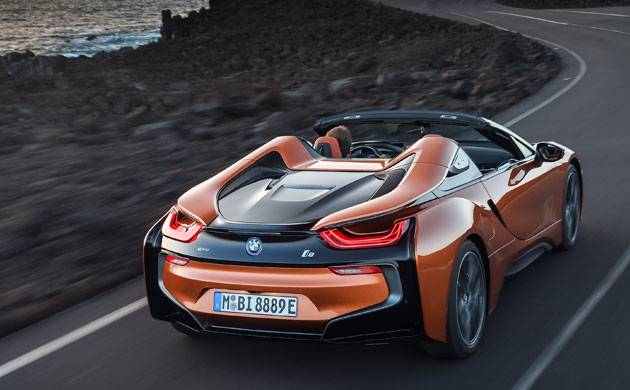 Auto Expo 2018: BMW to unveil new visionary electric i8 Roadster, i3s (Source: BMW Group India)