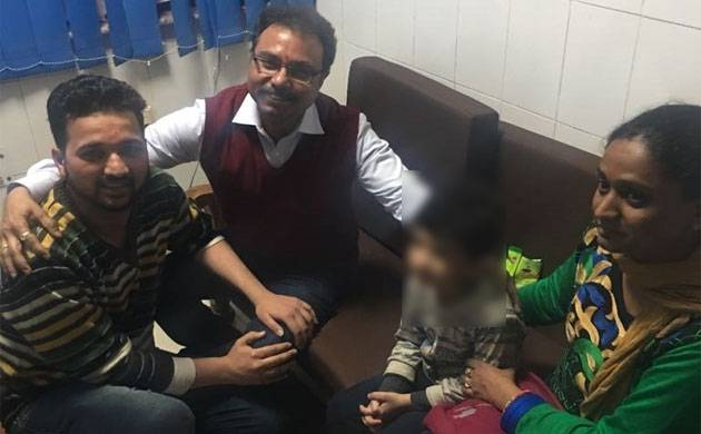 Kidnapped from school bus on R-Day, 5-year-old boy rescued by Police (Source: ANI)